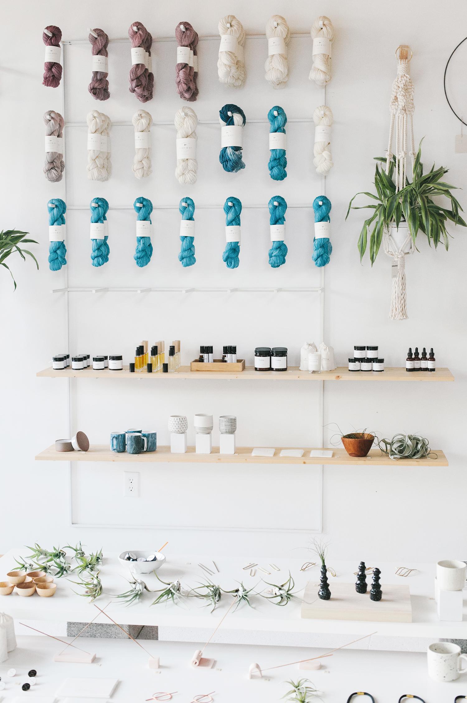 Shop Stops - KOEL yarn shops around the globe