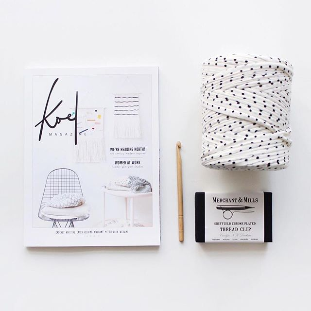 Get your copy of KOEL and other supplies you need at @wollenberlin!