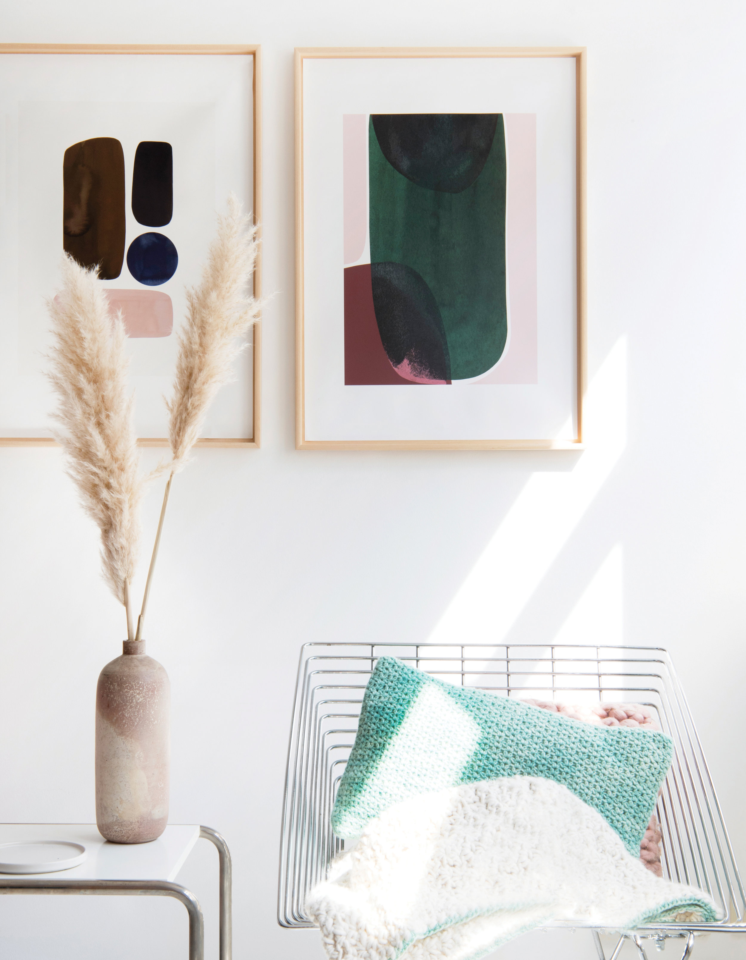KOEL Interiors - Style your home with yarn accessories