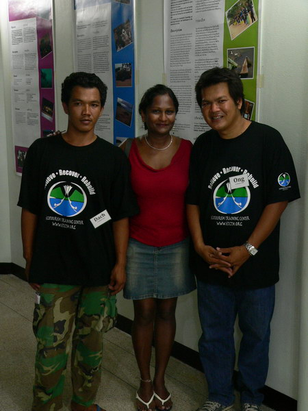 writer mallika can't help giving dach (left) and ong (right) a hug.jpg