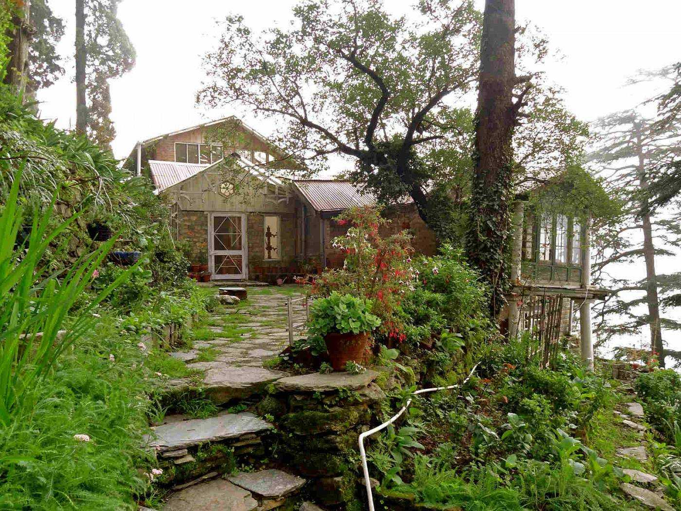 Aira Holme - one of the many homestays in Himachal Pradesh with heartwarming hospitality and unusual stories (Pic courtesy: CN Traveller)
