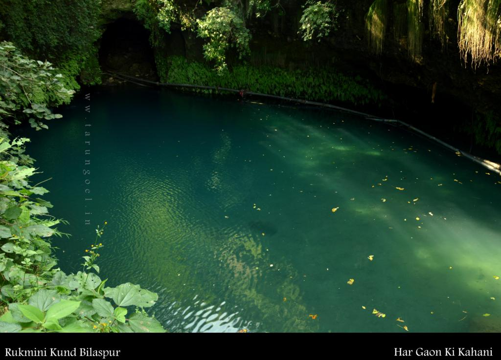 Rukmini Kund, a village selected for Har Gaon ki Kahaani Scheme, named after Rukmini who sacrificed her life to end the drought problem in the region. As per the village folklore, the region has not suffered a water crisis ever since (Pic courtesy: Government of Himachal Pradesh)