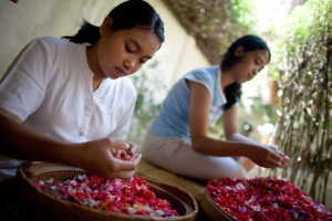 Local specialist products - like eco-soaps - sell for way more if marketed well to tourists