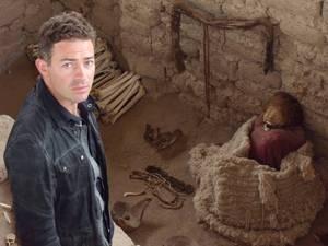 Nazca mummies in Peru.