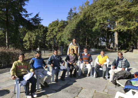 Village Tourism Committees are an active partner of the Village Ways business (Pic courtesy: The Alternative)