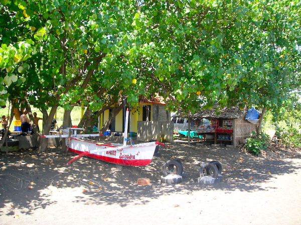 Scuba Professional: Idyllic operations, having a dive station under the trees, can soon turn into something unpleasant if local communities don't see eye to eye with you.