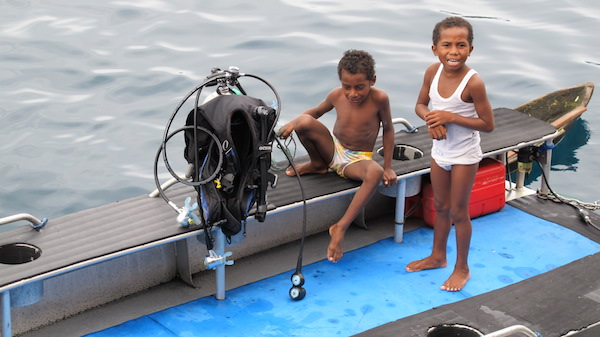 Scuba Professional: How can children be part of marine conservation education and advocacy?
