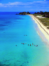 Many bright beaches are another reason to escape to Timor-Leste.