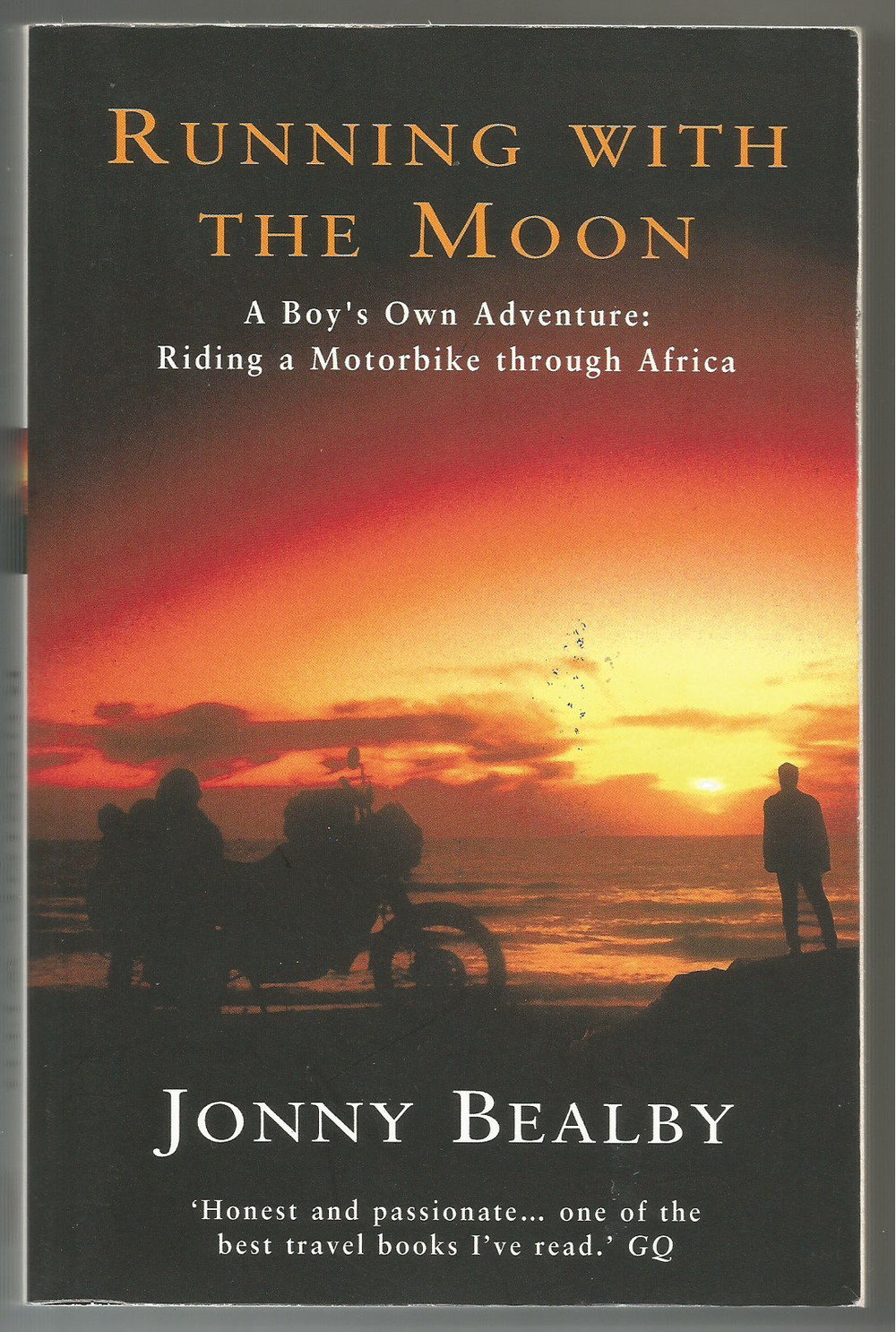 A journey about life and cultures - Jonny Bealby's Running with the Moon