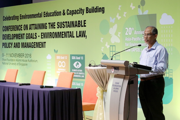Minister Masagos Zulkifli graced the 15th MEM anniversary celebrations and conference.
