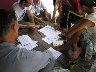A participatory design process will ensure that all participants and stakeholders can take ownership of the project