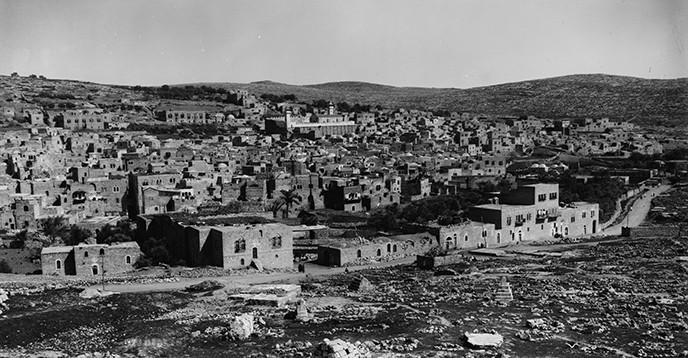 Старый город Хеврон / Эль-Халиль (Палестина)© G.Eric & Edith Matson Photograph Collection