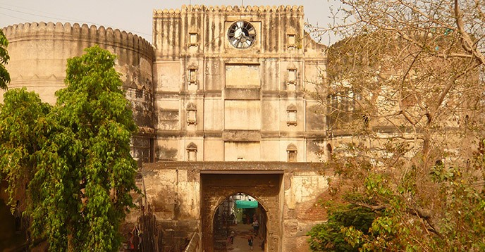 Historic City of Ahmadabad (India) © AMC