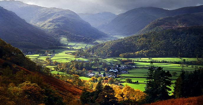The English Lake District (United Kingdom of Great Britain and Northern Ireland) © Nick Bodle