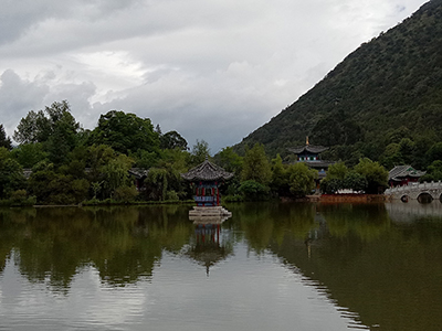 Lijiang Park draws tourists galore but what of tourism impacts?