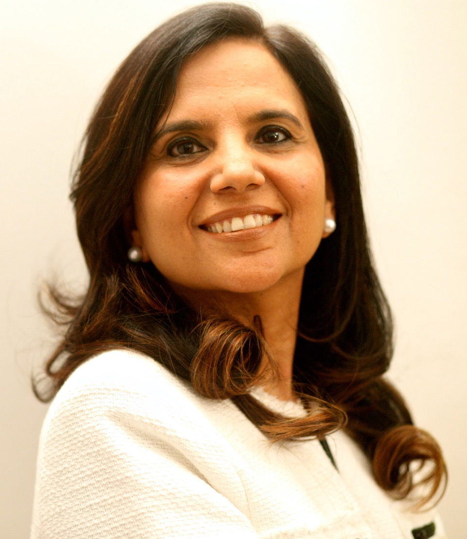 Kavita Gandhi, Executive Director of the Sustainable Energy Association of Singapore (SEAS)