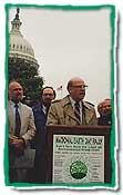 Senator Nelson first had the idea for Earth Day in 1962