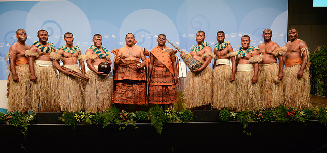 A Fijian-styled ceremony laced the opening of COP23 in Bonn, Germany.