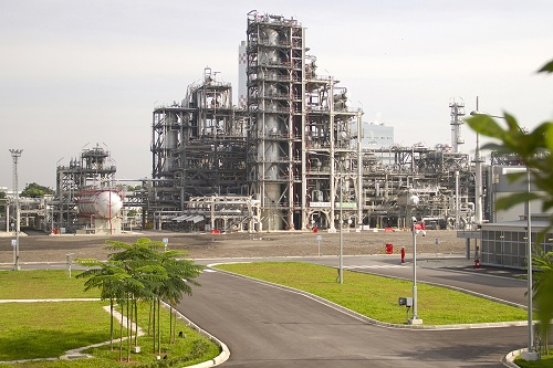 Neste's Singapore plant generates other usable byproducts. Courtesy Neste.