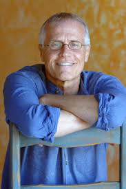 Paul Hawken delivers the star lecture at the 2018 SLF. Courtesy Paul Hawken.