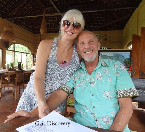 Linda and Norm van't Hoff, owners of Sarinbuana Eco Lodge, have committed two decades of sustainable living in the Tabanan province of Bali.