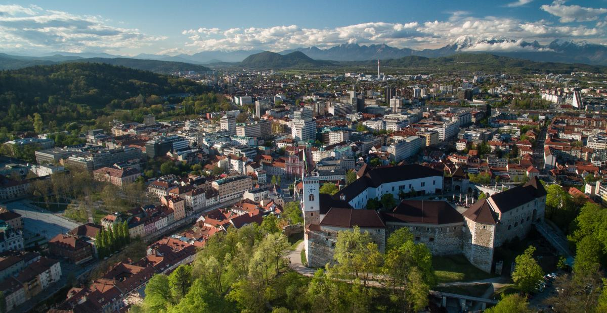 Ljubljana has been recognised for its constant pursuit of destination sustainability at the WTM Responsible Tourism Awards in 2017.
