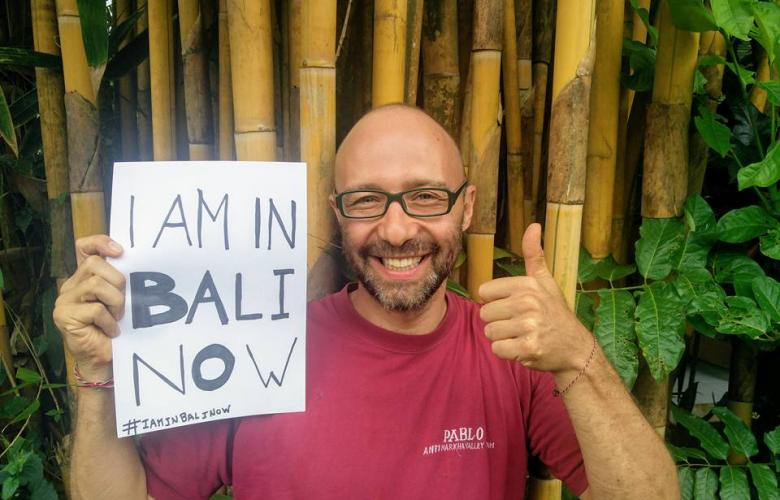 Alex Tsuk, founder of BookGreener finds new ways to make Bali appeal to travellers with the help of a growing community of responsible tourism operators
