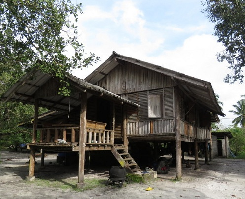 Thung Dap's homestay program has proved a massive and sustainable bonus to both visitors and villagers. Photo courtesy Andaman Discoveries.