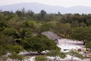 Thung Dap has been able to keep its way of life intact. Courtesy Andaman Discoveries.