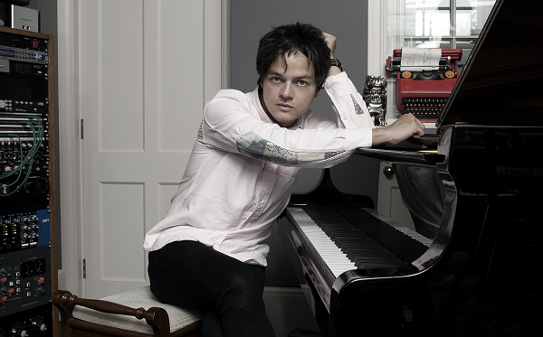 Jamie Cullum's piano thumping and energy is not to be missed. He performs on Saturday night at Sing Jazz 2018.