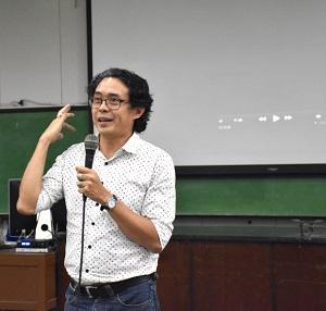 Dr. Arnel Yaptinchay. Courtesy CTI-SEA.