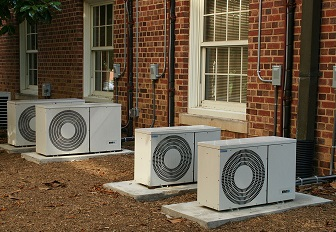 There will be an estimated 5.6 billion aircon units humming worldwide by 2050. Courtesy Wikipedia.