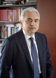 """Äircon is one of the most critical blind spots in today's energy debate."""" - Dr Fatih Birol, IEA CEO. Courtesy IEA."""