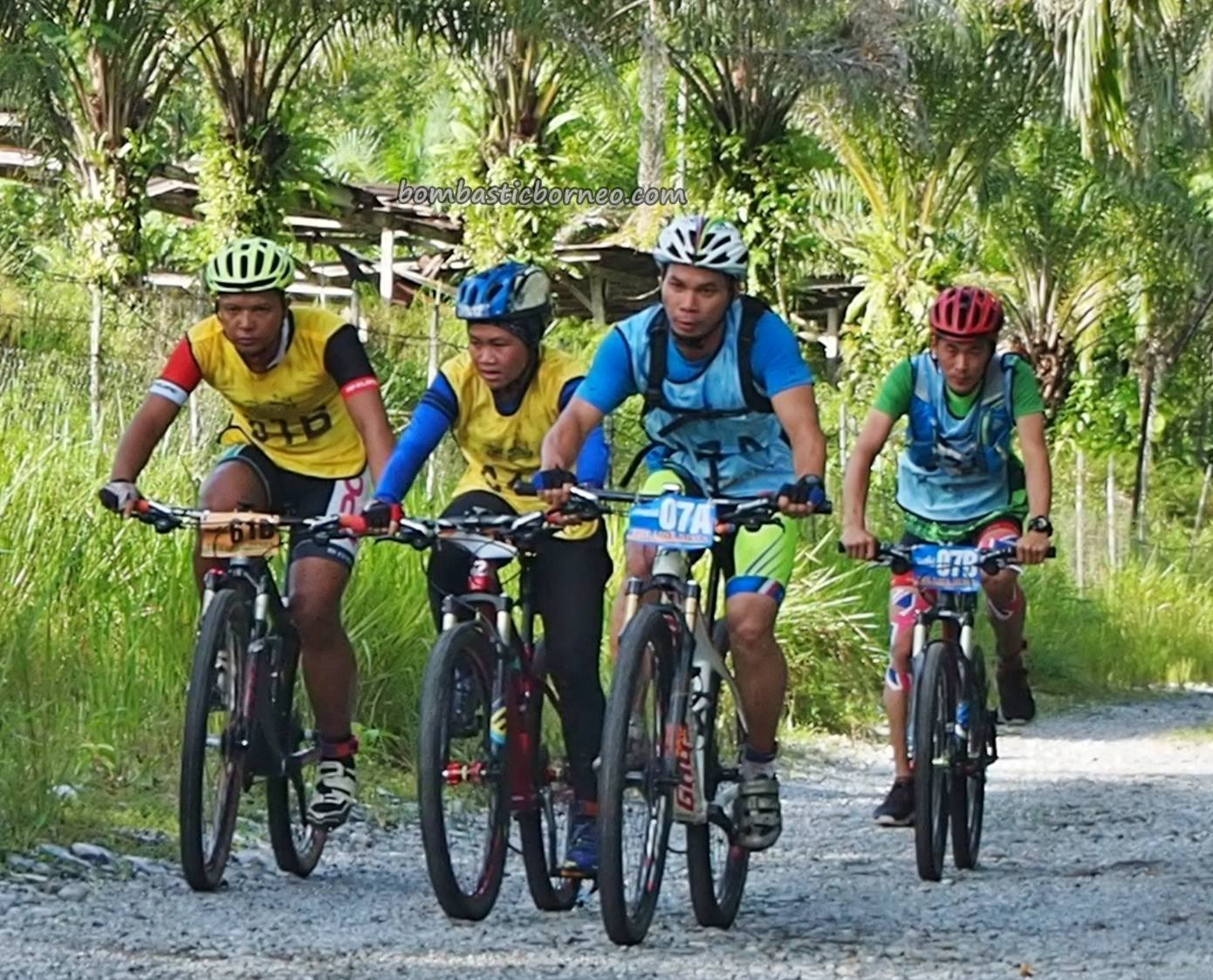 Individuals can now be part of Sarawak Adventure Challenge. Image: Bombastic Borneo