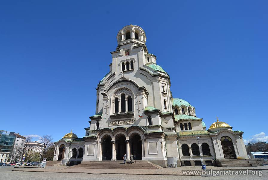 The Memorial Church of Saint Alexander is one of the many historical buildings in Sofia, a city that has benefited from being on the strategic crossroads of Europe. Sofia is the venue of 2nd UNWTO's World Civilisations and Historic Routes Congress. Image courtesy of Bulgariatravel.org