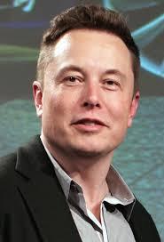 Elon Musk, alternative technology missionary. Courtesy Wikipedia