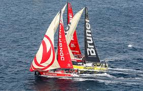 Race sailors have a unique role in promoting sustainability. Courtesy VOR.