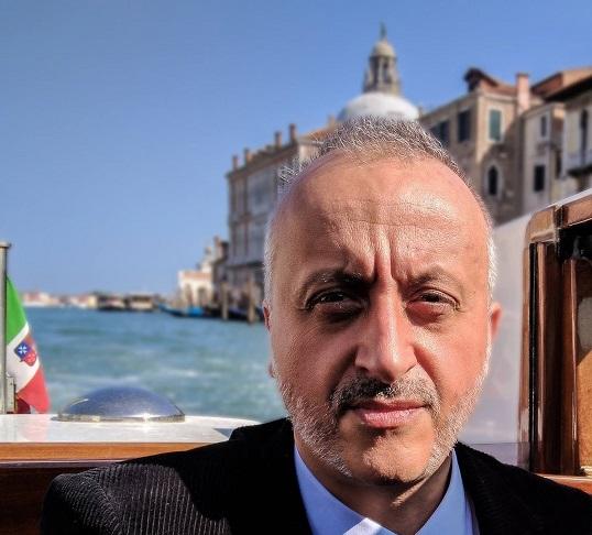 Emanuele Dal Carlo began his anti-hollowing campaign in Venice. Courtesy FairBnB.