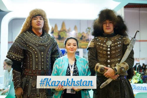 ITB Asia 2019 promises to be a full house with representation from far away places such as Kazakhstan. Sustainable tourism is also a feature of the event. Courtesy: ITB Asia