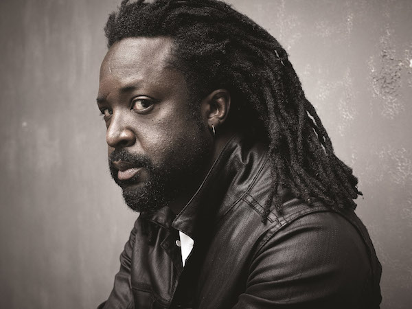 Marlon James talks about identity struggles at the Singapore Writers Festival 2019. Pic: Mark Seliger