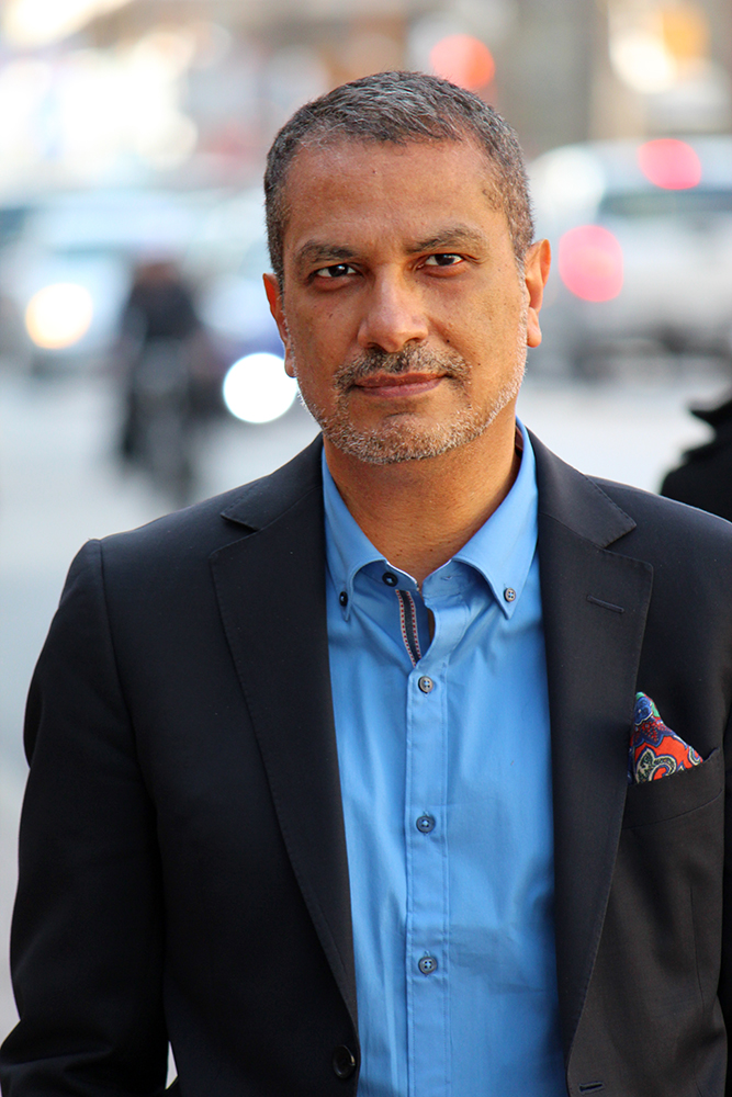 Yemeni-born Kamal Al-Solaylee will be one of the ten Canadians speaking to diverse audiences at the Singapore Writers Festival 2019. Pic: Gary Gould