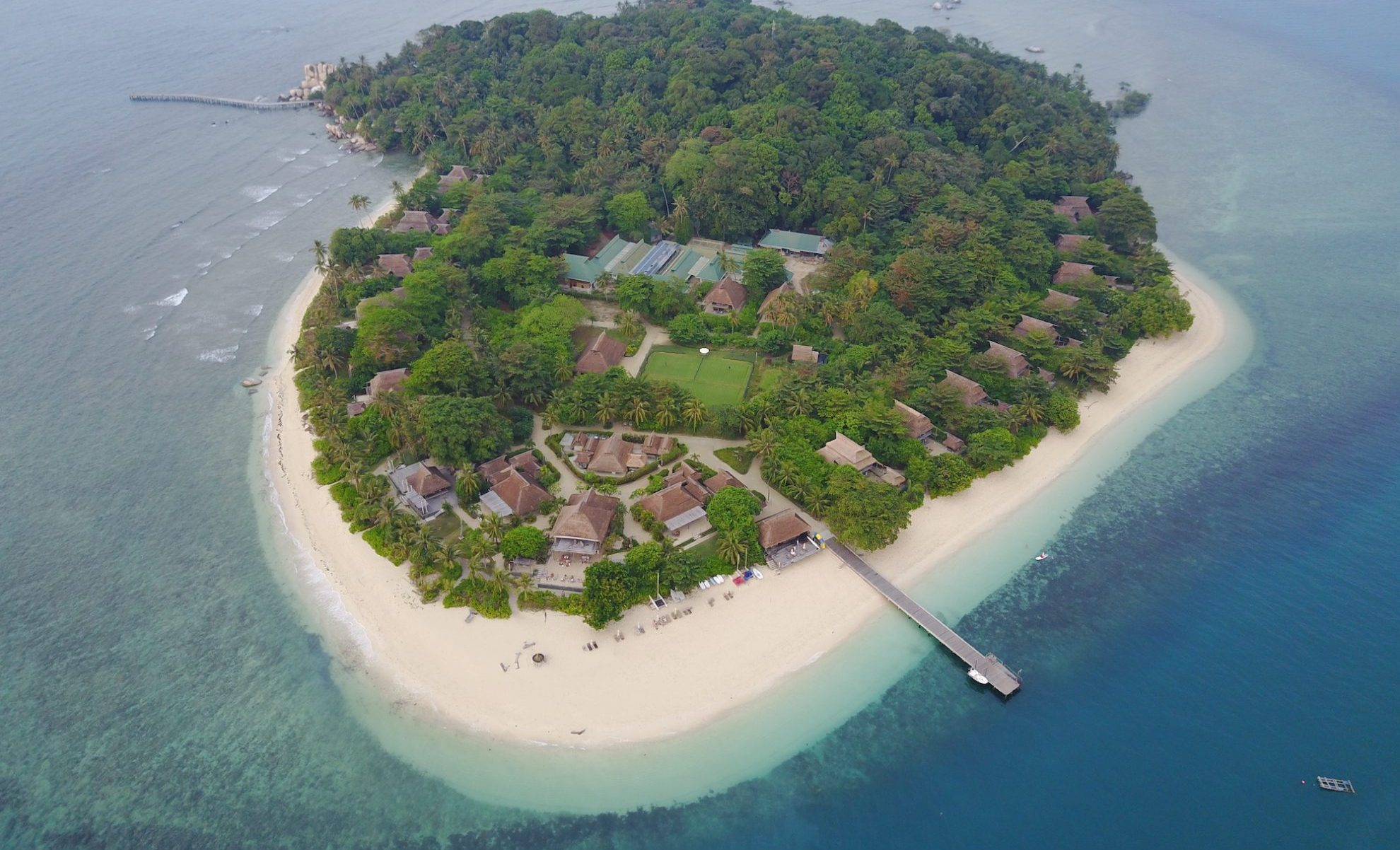 Nikoi Island is one of the 14 nominees for the World Responsible Tourism Award by WTM.