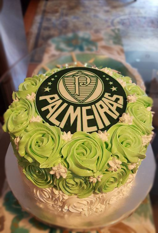 Fios de Mel by Elizabete Costa Cakes and Sweet New York - 1 tier cake palmeiras.JPG