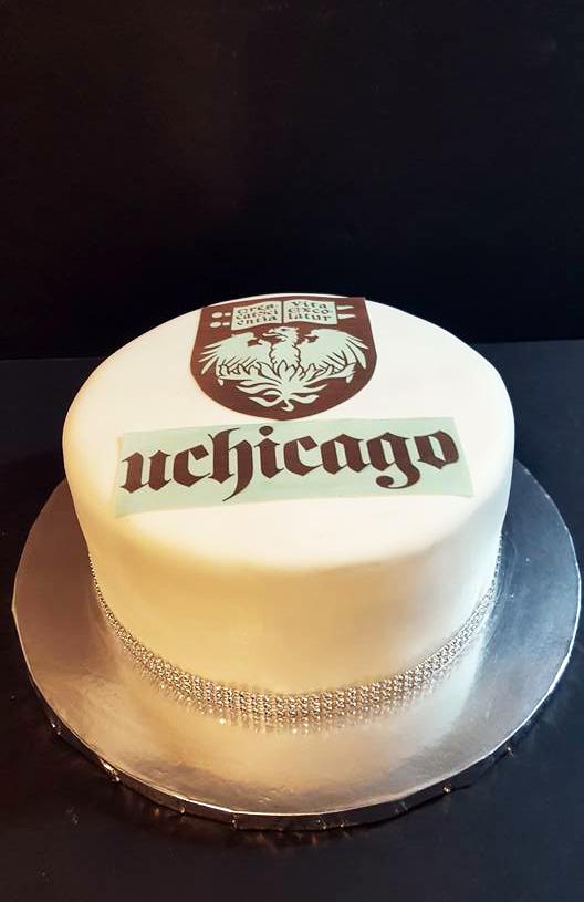 Fios de Mel by Elizabete Costa Cakes and Sweet New York - 1 tier graduation university of chicago.JPG