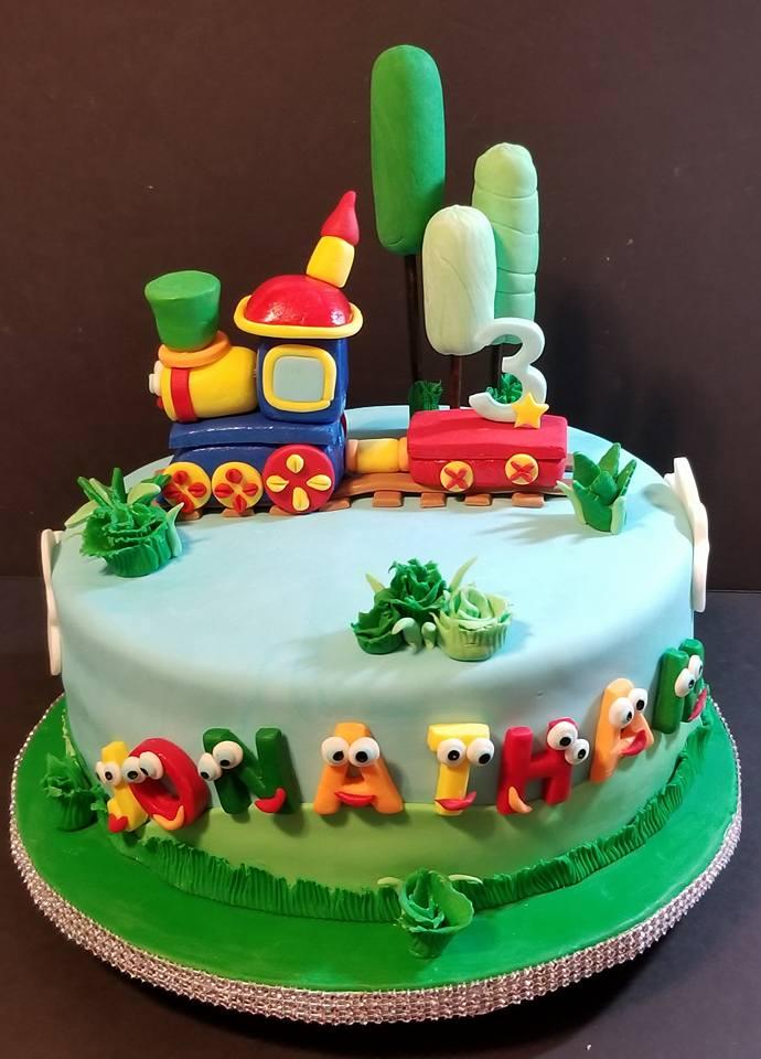 Fios de Mel by Elizabete Costa NYC - Cakes -  Kids Train.jpg