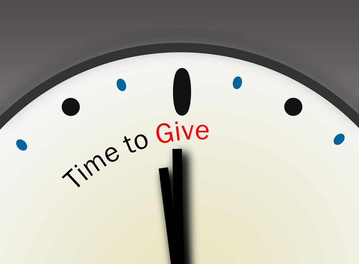 LEAN time to give