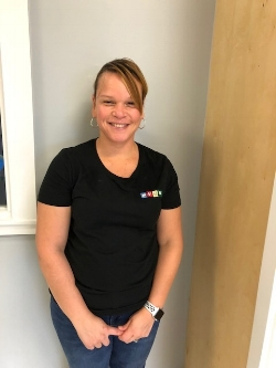 Marisol Ayala  has worked with young children for 20 years. We are lucky to have Marisol caring for our younger toddlers and they all love being with her each day. Marisol is focused on the happiness and safety of the children each day in her care. We are lucky to employ her daughter as well.