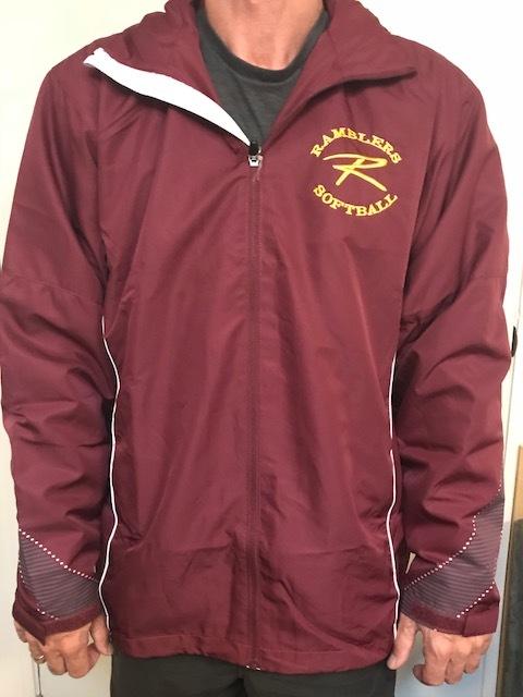 Windbreak Jacket sizes XS--3XL, 5XL $70