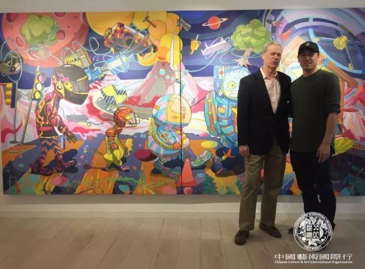 Mr. Steven C. Rockefeller Jr.& Mr. Jiang Chuan