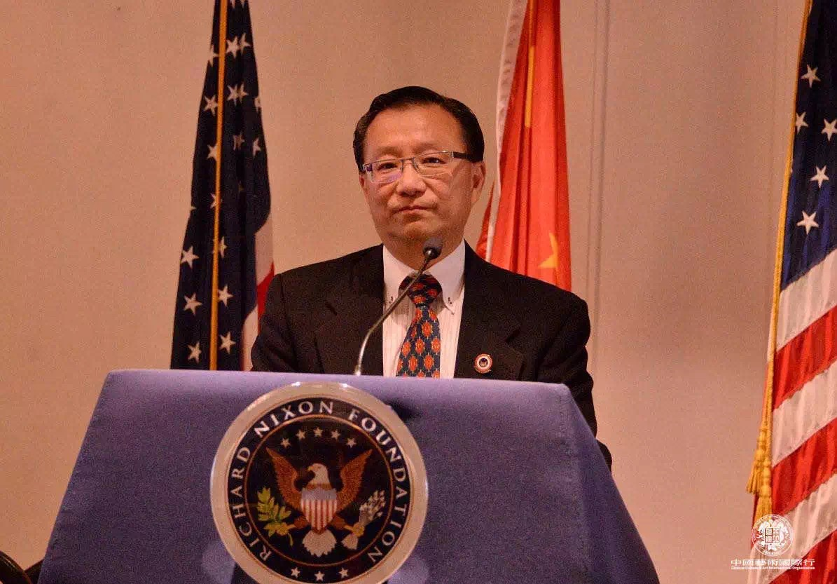 美国鹏博控股公司董事长 John Gong先生